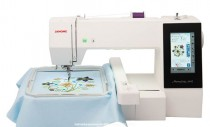 JANOME MC500E Hafciarka komputerowa + program JANOME DIGITIZER MBX